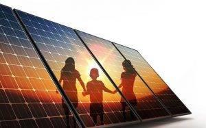 energia solar pessoas