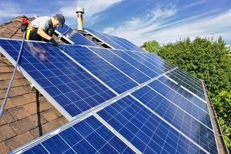 solar instalacao