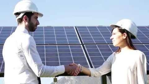 energia solar negocio fechado